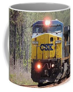 Csx 7363 Coffee Mug