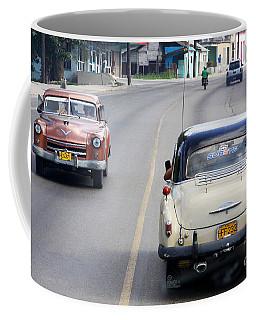 Cuba Road Coffee Mug