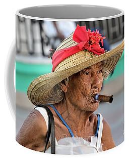 Cuban Lady Coffee Mug