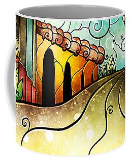Que Rico Cuban Street Coffee Mug