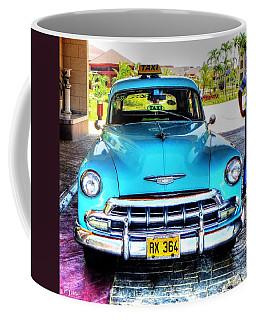 Cuban Taxi Coffee Mug by Pennie  McCracken