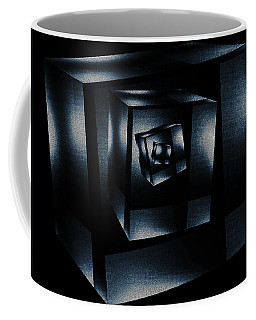 Cube In Cube Coffee Mug