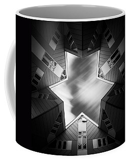 Cubic Star Coffee Mug