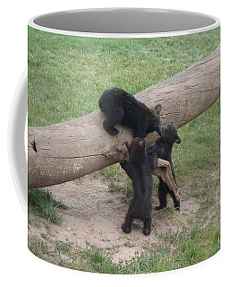 Cubs At Play Coffee Mug