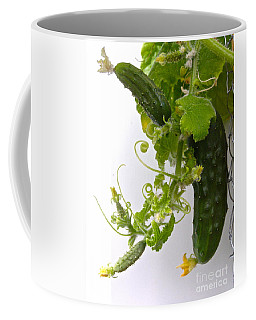 Cucumber Dance Coffee Mug