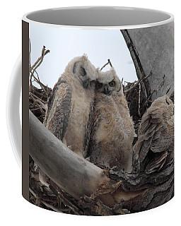 Cuddling Up Coffee Mug