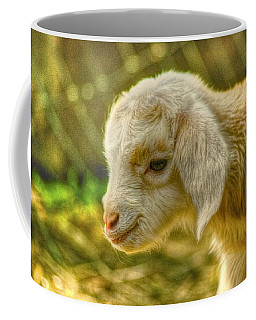 Coffee Mug featuring the photograph Cuddly by Dennis Baswell