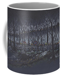 Culp's Hill Assault Coffee Mug by Scott and Dixie Wiley