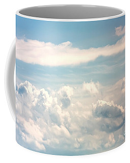 Cumulus Clouds Coffee Mug
