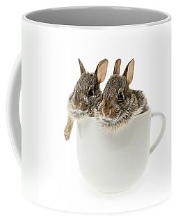 Cup Of Bunnies Coffee Mug