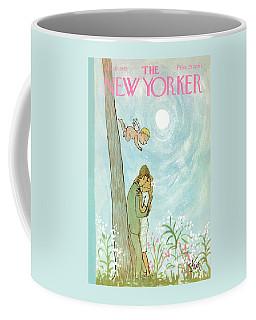Cupid Coupling Coffee Mug
