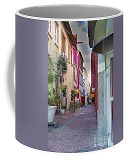 Curacao Alley Coffee Mug
