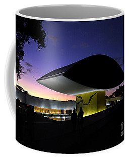 Curitiba - Museu Oscar Niemeyer Coffee Mug