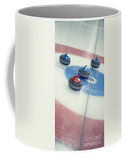 Curling Stones Coffee Mug