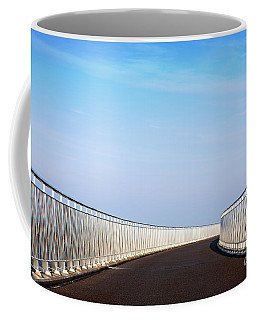 Curved Bridge Coffee Mug