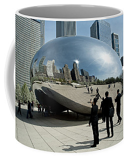 Curved Perception Coffee Mug