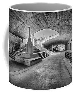 Curves Coffee Mug by Eunice Gibb