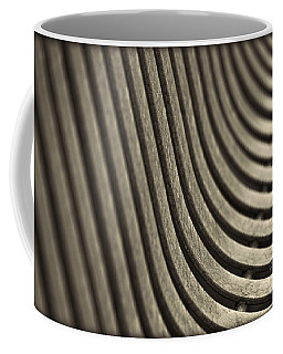 Coffee Mug featuring the photograph Curves I. by Clare Bambers
