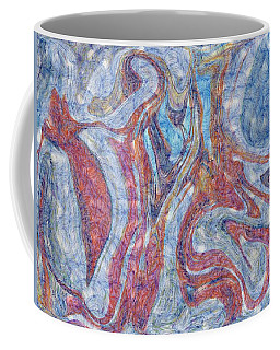 Cushion 3 Coffee Mug
