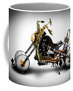 Custom Band II Coffee Mug