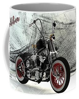 Custom Bobber Coffee Mug