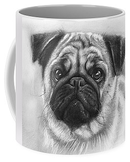 Cute Pug Coffee Mug