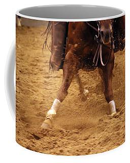 Cutting Horse 6 Coffee Mug