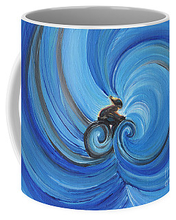 Cycle By Jrr Coffee Mug by First Star Art