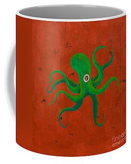 Cycloptopus Red Coffee Mug