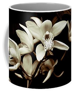 Cymbidium Orchids Coffee Mug