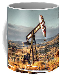 Cymric Field IIi Coffee Mug by Lanita Williams