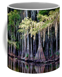 Cypress Bank Coffee Mug