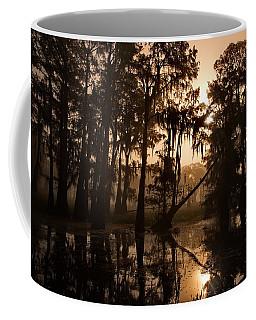 Cypress Sunrise Coffee Mug
