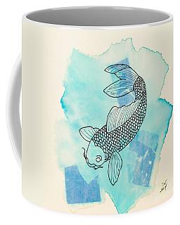 Cyprinus Carpio Coffee Mug
