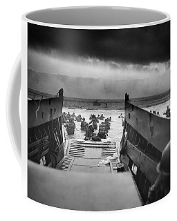 D-day Landing Coffee Mug