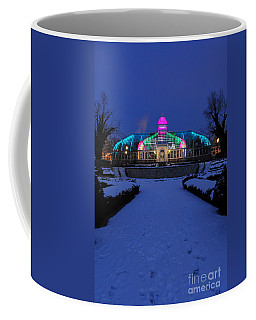 D5l287 Franklin Park Conservatory Photo Coffee Mug