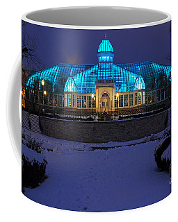 D5l-291 Franklin Park Conservatory Photo Coffee Mug