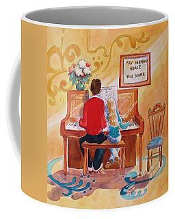 Daddy's Little Girl Coffee Mug by Marilyn Jacobson