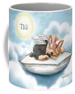 Daddy's Pillow In Heaven Coffee Mug