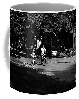 Daddy's Shadow Coffee Mug