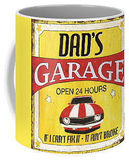 Dad's Garage Coffee Mug