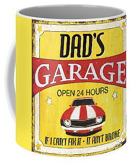 Dad's Garage Coffee Mug