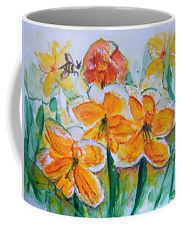 Daffies Coffee Mug