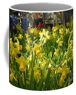 Daffidoils Coffee Mug by Kim Prowse