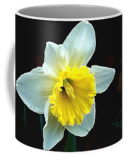 Daffodil Coffee Mug by Ludwig Keck