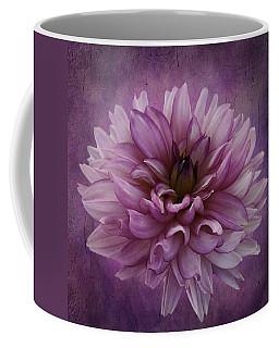 Dahlia Coffee Mug by Cyndy Doty