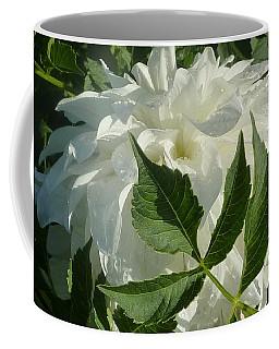 Dahlia Delicate Dancer Coffee Mug by Susan Garren