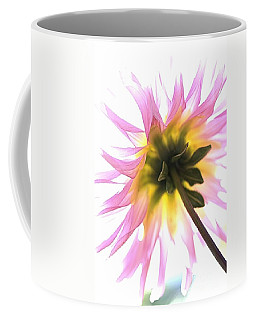 Coffee Mug featuring the photograph Dahlia Flower by Joy Watson
