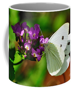 Dainty Butterfly Coffee Mug