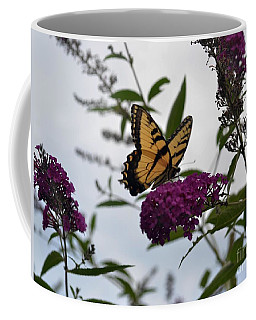 Coffee Mug featuring the photograph Dainty by Judy Wolinsky
